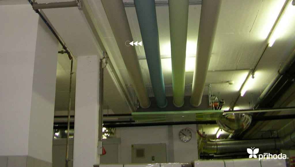 4 fabric ducts