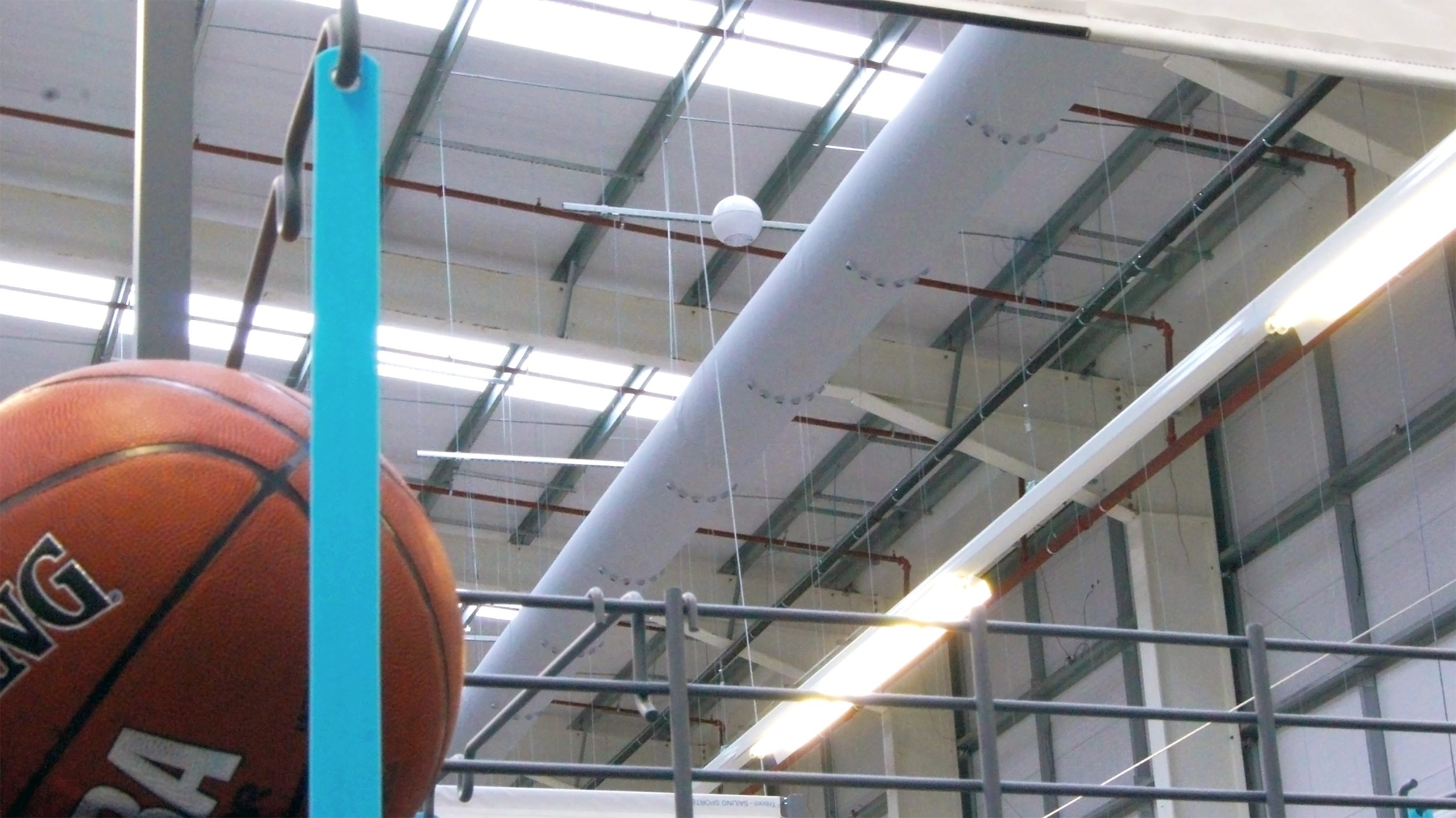 Prihoda fabric duct with nozzles at Decathlon