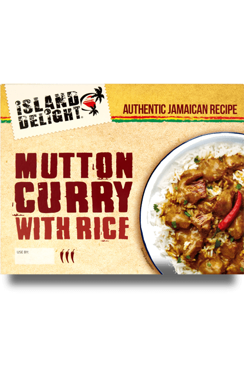 Mutton Curry Ready Meal