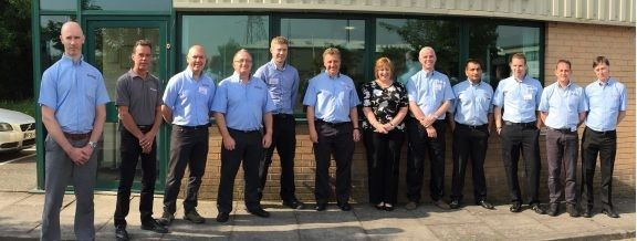 Our team of 10 service engineers